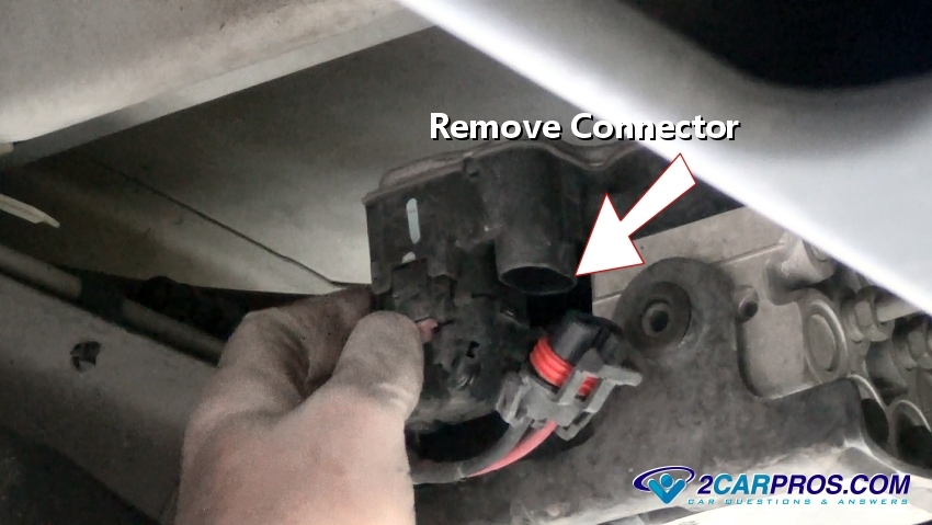 Remove Connector Abs