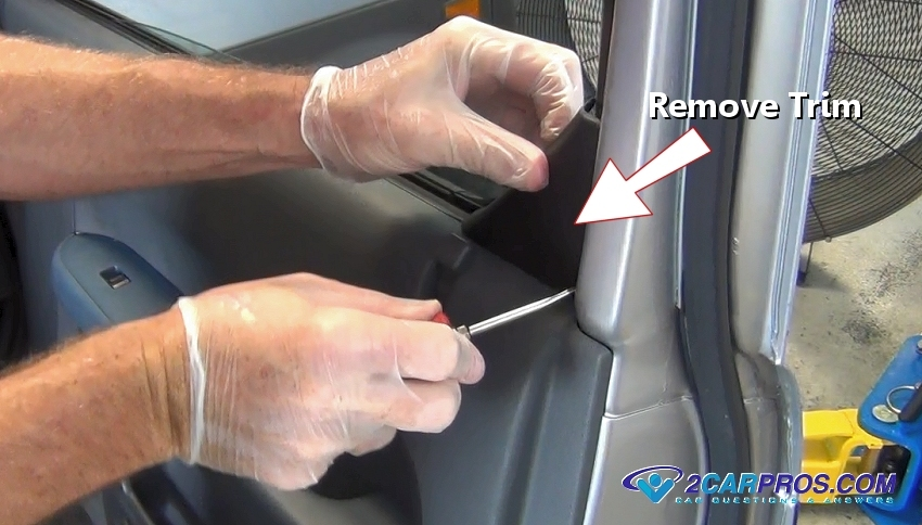 Letu0027s Get Started & How to Remove a Door Panel in Less than 15 Minutes
