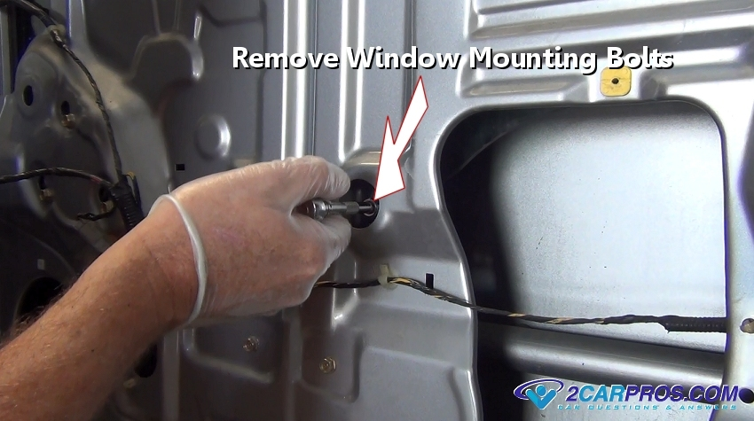 How to Replace a Window Motor and Regulator in Under 45 Minutes
