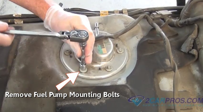 How to Replace a Fuel Pump in Under 2 Hours
