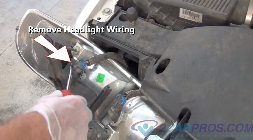 how to replace a headlight bulb in under 10 minutes Car Dimmer Switch Wiring