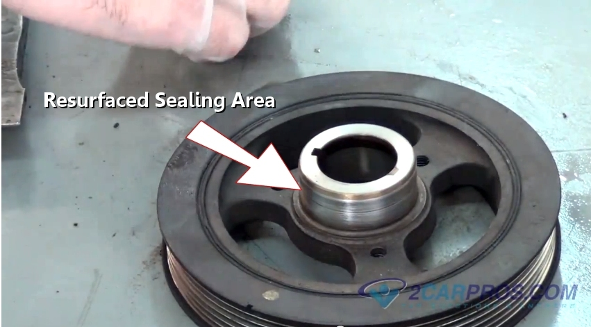 How to Replace a Front Crankshaft Seal in Under 90 Minutes