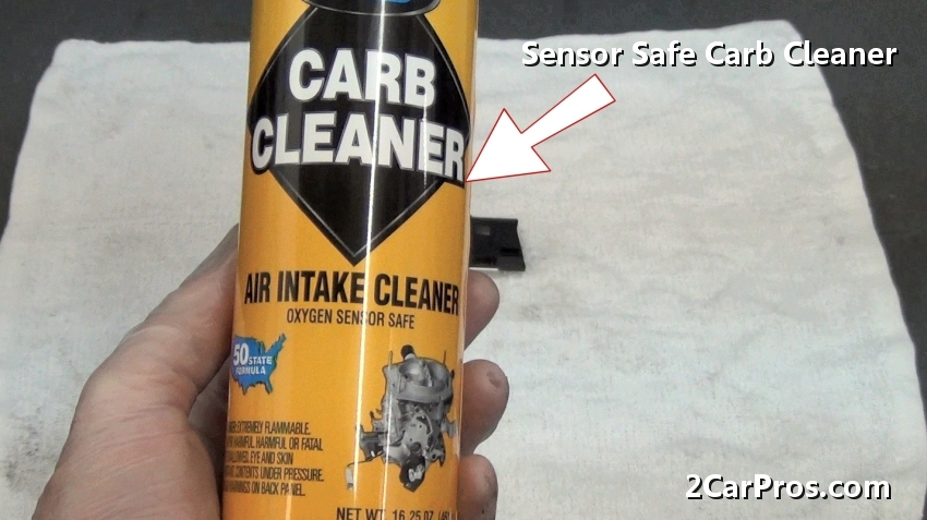 How To Clean A Mass Air Flow Sensor In Under 10 Minutes