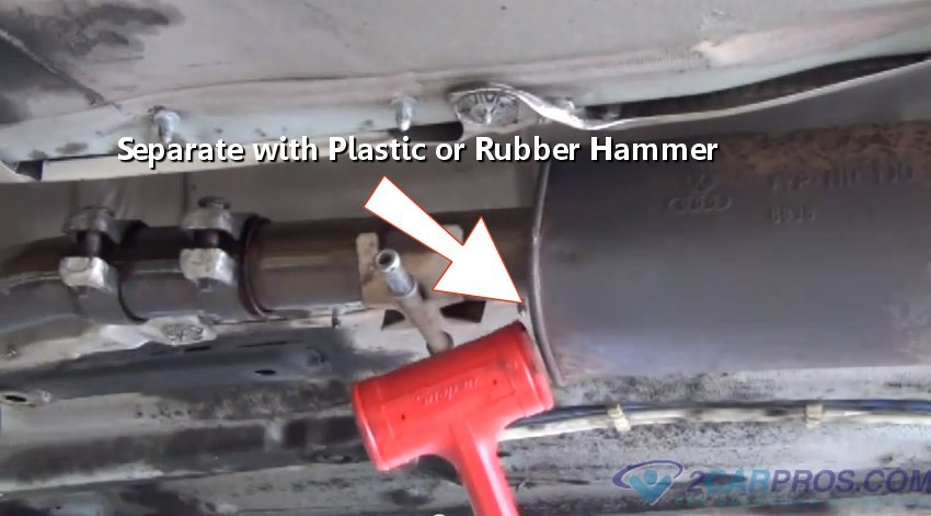 How To Replace a Catalytic Converter in Under 90 Minutes