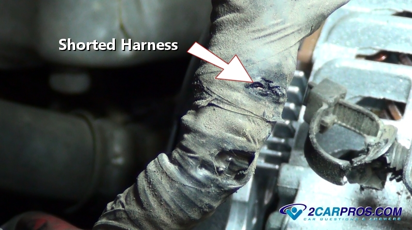 automotive wiring harness melted car repair world engine stalls while driving  car repair world engine stalls while driving