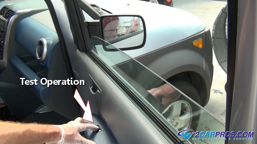 Car repair world window motor and regulator replacement Car window motor replacement