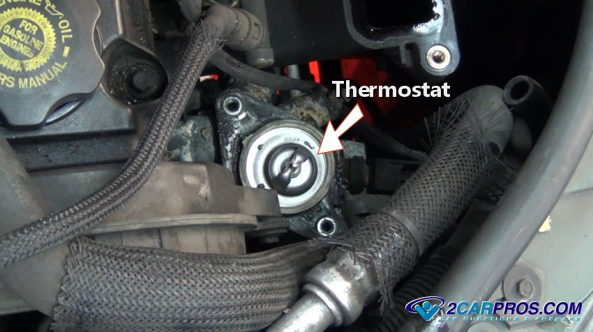 Car Repair World Overheating Enginerhcarrepairworldblogspot: 2001 Blazer Thermostat Location At Elf-jo.com