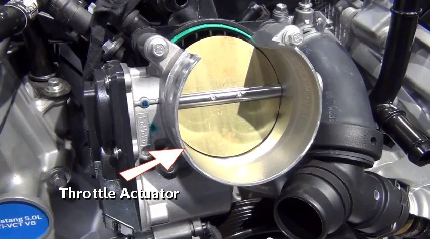 Throttle Actuator Control : Car repair world engine cranks excessively before starting