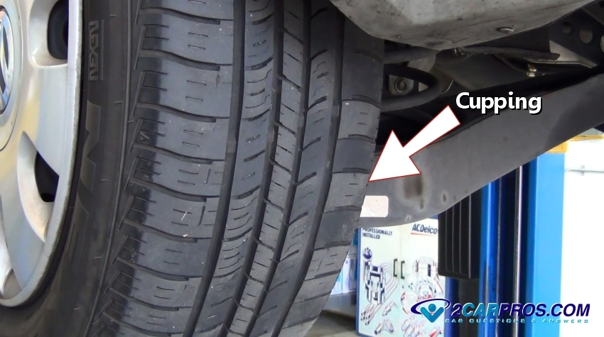 Tire Wear Patterns >> How to Fix Tire Wear Problems in Under 1 Hour