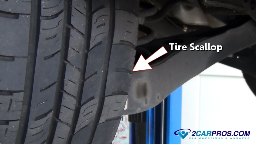 Tire Wear Patterns >> How to Fix a Howling Noise in Under 45 Minutes