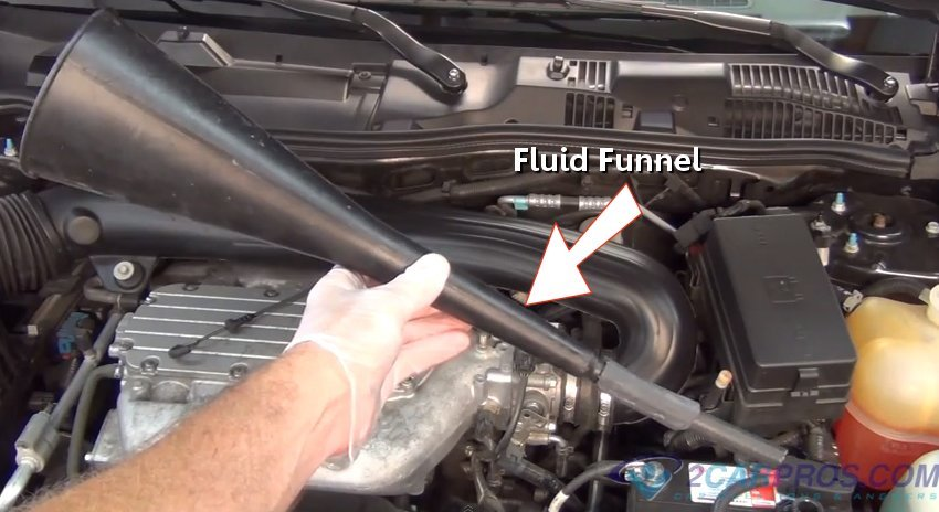 How To Service An Automatic Transmission In Under 45 Minutes