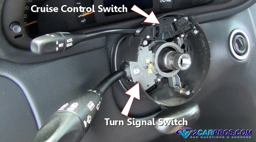 How To Replace A Turn Signal Switch In Under 30 Minutes