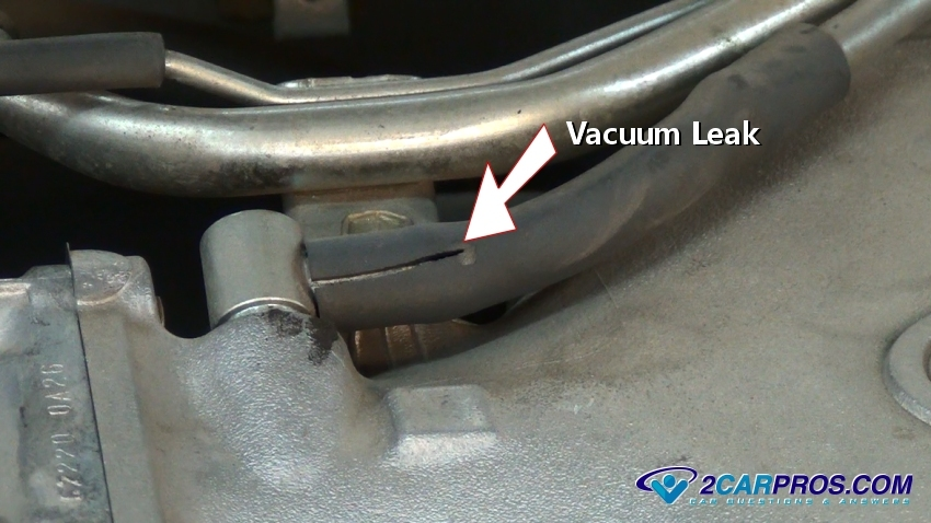 vacuum_leak_234 how to find a vacuum leak in under 15 minutes
