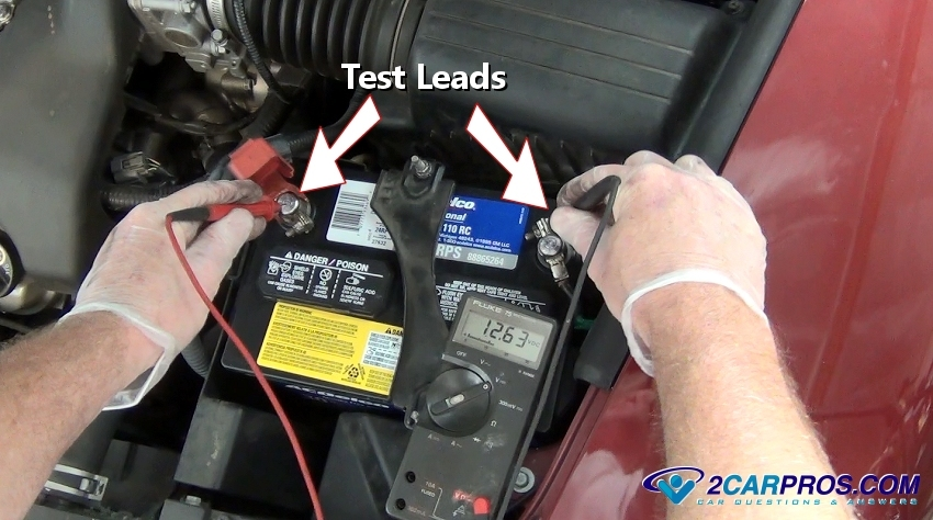 voltmeter test leads 432 how to use a voltmeter explained in under 5 minutes