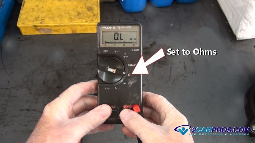 voltmeter_ohms how to test a fuel injector in under 20 minutes,How To Check Wiring Harness With Multimeter