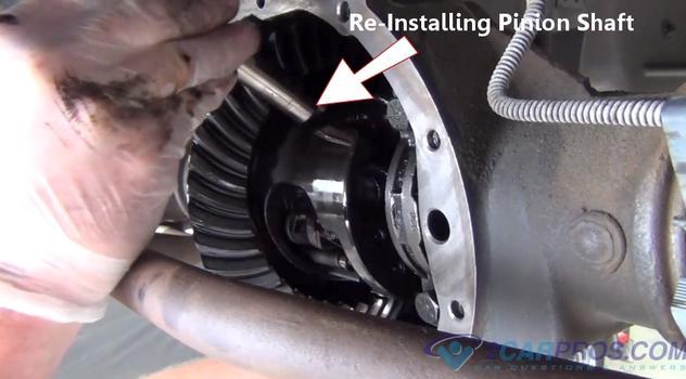 how to take out broken wheel bearing 2007 toyota prius
