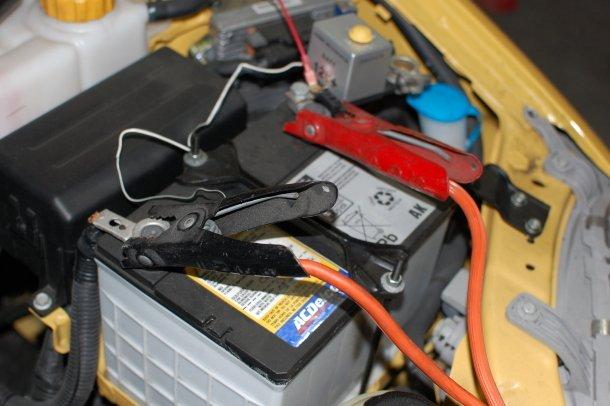 Battery Jump Start