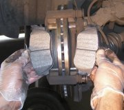 How to Replace Front Brake Pads and Rotors