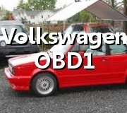 Get Your Volkswagen ODB1 Codes And Retrieval Here