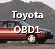 Get Your Toyota OBD1 Codes And Reteival Method Here