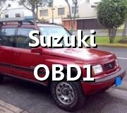 Quickly Get Your Suzuki OBD1 Trouble Codes Here