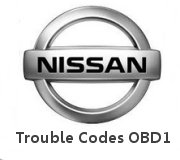 Get Your Nissan OBD1 Trouble Code Definitions Here