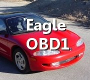 Get Your Eagle OBD1 Trouble Codes and Retrieval Here