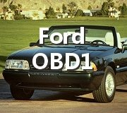 Retrieve Your Ford Trouble Codes OBD1 Here
