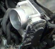 Throttle Actuator Bore
