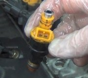Fuel Injector Replacement