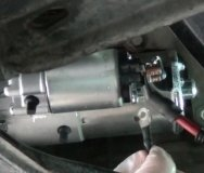 Starter Motor Replacement
