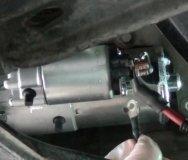 1990 Toyota Corolla Help Need Changing Starter