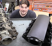 Intake Manifold Replacement