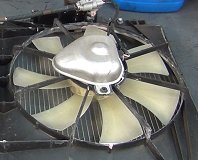Radiator Fan Motor Replacement