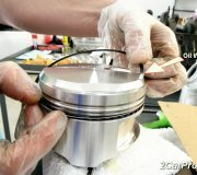 Piston Ring Replacement