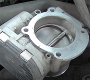 Throttle Body Service
