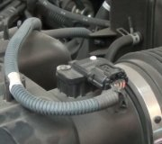Mass Air Flow Sensor Service