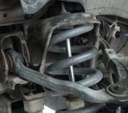 Upper Control Arm Replacement