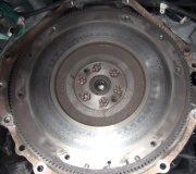 Replace Engine Flywheel