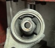 Control Arm Bushing Replacement - Lower