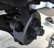 Brake Caliper Replacement