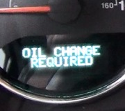 Engine Oil Change Light Reset - Most Cars