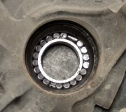 Rear Wheel Bearing Replacement Cost >> 1995 Toyota 4Runner Replacing Drive Axle and Wheel Bearings