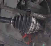 CV Axle Joint Symptoms