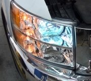 Headlight Dim or Dull