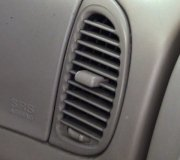 No Air Coming From Vents