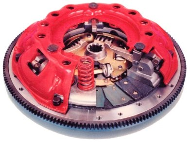 Clutch and Flywheel Assembly