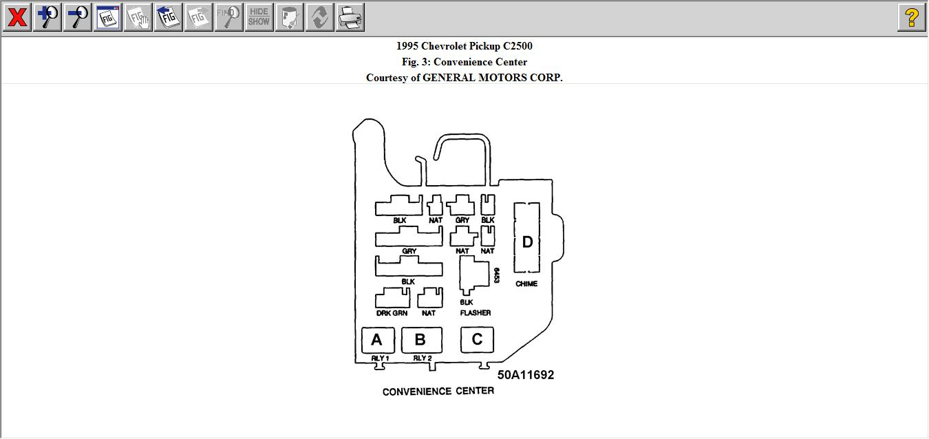 1990 gmc wiring diagram html