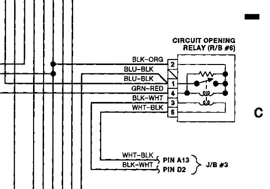 Circuit Opening Relay Wiring on relay control circuit diagram, relay driver circuit, relay circuit breaker, relay circuit schematic, relay circuit capacitor, relay circuit design,