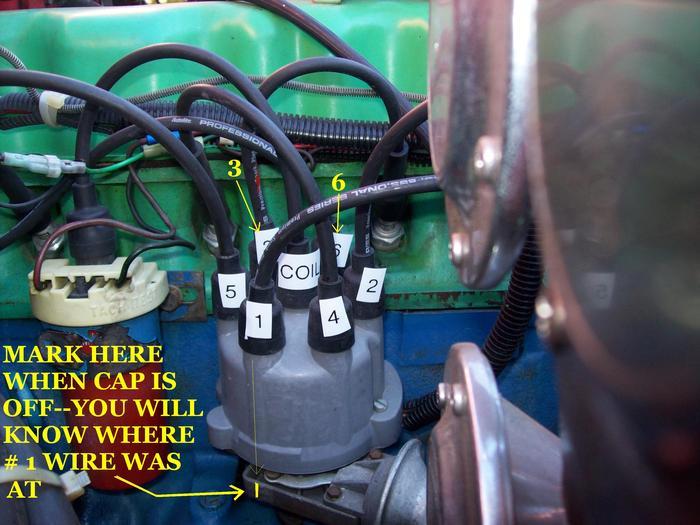 U0026 39 84 Cj7 258 I6 Weber 32  36 Carb Tfi Igniton Upgrade    No